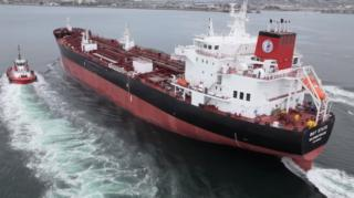 General Dynamics NASSCO Christens Fourth ECO Class Product Carrier for American Petroleum Tankers (Video)