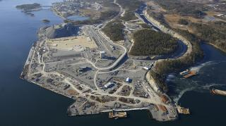 Container volumes up 25 percent at Ports of Stockholm