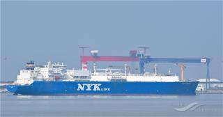 NYK Concludes Long-term Charter Agreement for Two LNG Carriers with Total