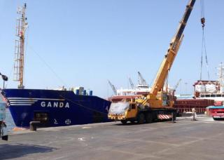Ferry And General Cargo Carrier Avoid Major Collision By The Inches In The Dardanelles