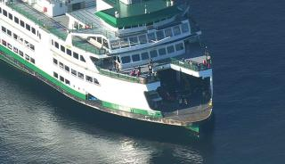 173 Passengers go through Brief Stranding on Ferry near Mukilteo due to Malfunction
