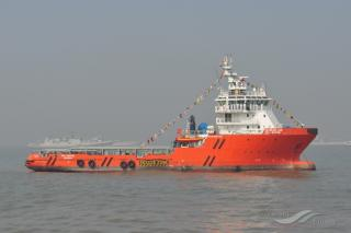 Offshore supply vessel SCI Ratna sank off the Mumbai coast; Crew safe