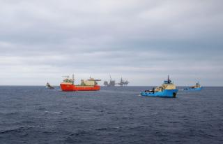 Maersk Supply Service completes FSO tow and installation for Culzean field