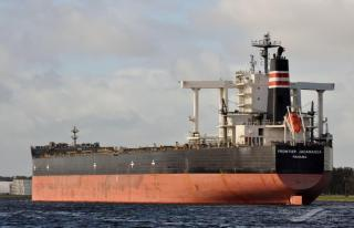 NYK Group Bulk Carrier Rescues Yachtsman in North Atlantic