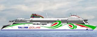 Rauma Marine Constructions and Tallink sign letter of intent for a new car and passenger ferry