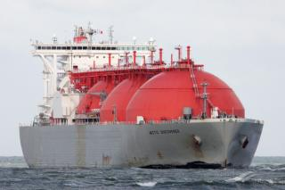 Another LNG spot cargo arriving in Świnoujście – it is the fourth spot delivery this year already