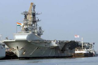 Fire On Board Aircraft Carrier INS Viraat Kills One, Injures Three