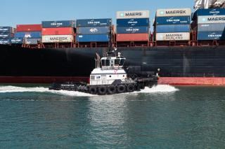 Port of Oakland import volume ahead of last year's pace