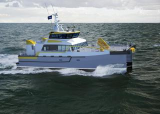 Damen introduces new class of Fast Crew Supplier