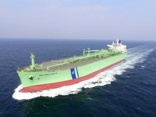 BW LPG takes delivery of BW Malacca