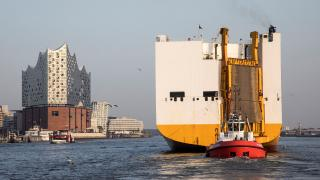 HVCC and Kotug Smit Towage optimise conditions of entry at the Port of Hamburg