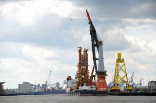Offshore Wind Turbine Project Utilises Port of Tyne