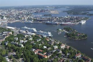 The Port of Helsinki takes the top spot among European passenger ports