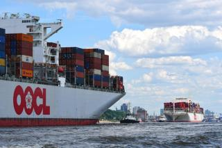 ONE, OOCL and SACO Shipping use booking tool eBooking