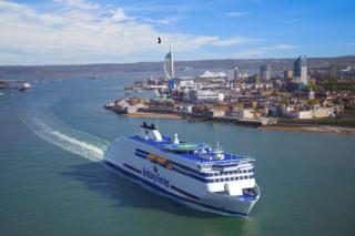 Brittany Ferries and Repsol pave the way for UK/Spain LNG ferry operations