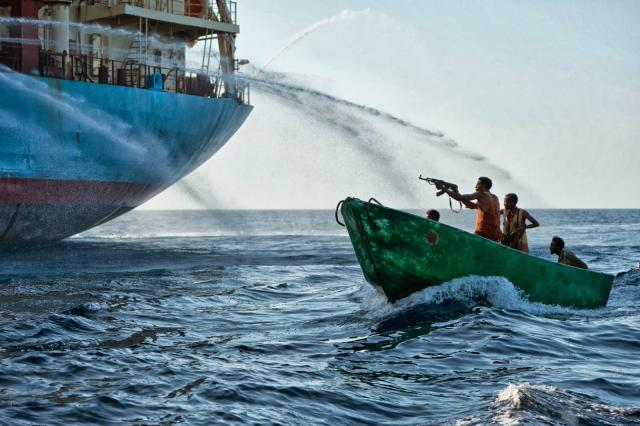 Violent attacks worsen in seas off West Africa despite global piracy downturn, IMB reports