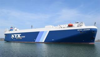 Spica Leader Wins NYK Car Carrier of the Year