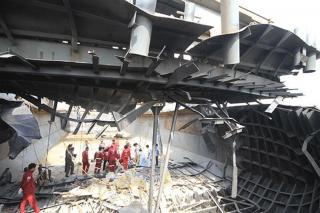 Ayutthaya Ship Explosion Kills Four
