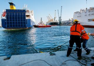 Ten-day dockworkers' strike to hit three Portuguese ports