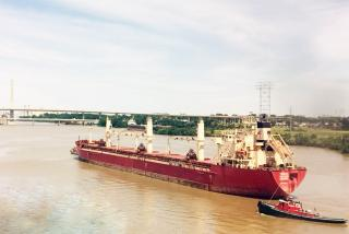 St. Lawrence Seaway System Sees Diverse Cargo in June