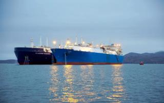 Yamal LNG Completes First Ship-to-Ship LNG Transshipment in Norway