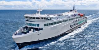 Scandlines now operates two hybrid ferries on the Rostock-Gedser route