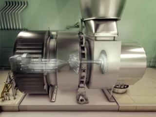 Mitsubishi hybrid turbochargers for marine diesel engines wins Energy Conserving Machinery Award (Video)