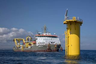 Boskalis Subsidiary VBMS Awarded Borssele Beta Export Cabling Contract