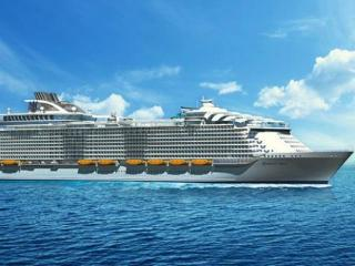 New world's largest cruise ship to debut next year