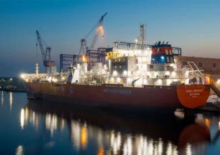 LNG tanker Coral Energice to be christened in the Port of Turku on Jan 25