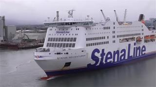 Stena Line and Doyle Shipping Group in dispute over €4m-a-year Dublin Port contract