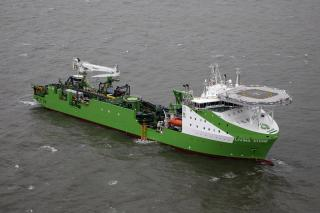 Tideway completes installation of longest AC offshore wind export cable at Hornsea One in the UK