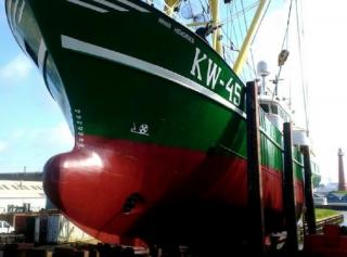 Bakker Sliedrecht sees business from fishing industry increase again