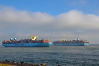 Dutch Sustainable Growth Coalition partners with Maersk in world's largest maritime biofuel pilot