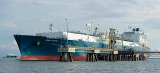 Colombia receives second LNG cargo