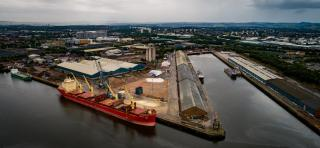 Peel Ports support ADM Arkady with extensive programme of imports