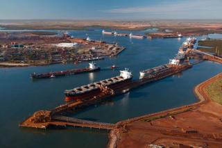 Modern marine traffic system for Port Hedland
