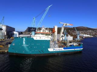 Acta Marine contracts second W2W construction support vessel