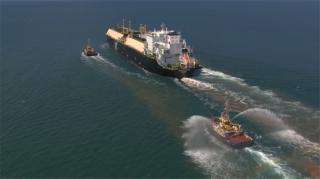 Video: First Wheatstone LNG Cargo Departs for Japan