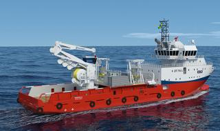 Rolls-Royce to deliver world's first hybrid subsea crane