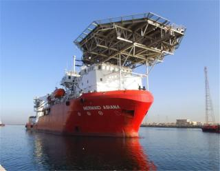 Mermaid secures key contract extension for subsea services in the Middle East