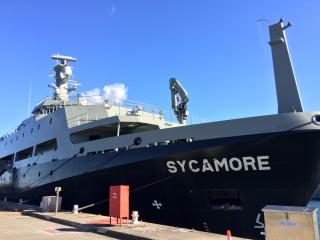 Teekay Australia takes over MV Sycamore