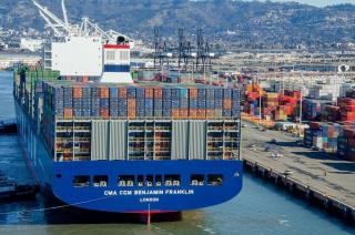 Port of Oakland meat shipments up 27 percent in four years