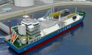 ABS Awarded Classification Contract for Singapore's First LNG Bunker Barge
