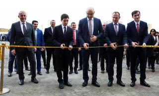 ICTSI inaugurates the expansion of its Batumi International Container Terminal