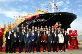 PIL takes delivery of two 11,800 TEU container vessels