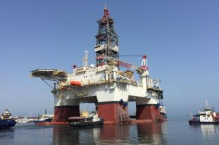 Keppel on track to deliver state-of-the-art drilling rig in Azerbaijan