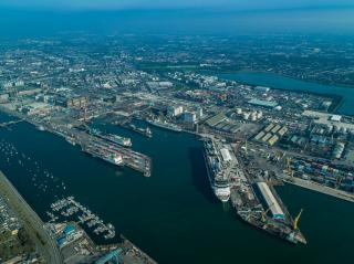 Dublin Port volumes grow by 4.7% in first nine months; By year-end, 36% growth in just six years
