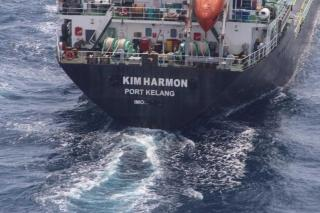 Hijacked Malaysian tanker Orkim Harmony released, crew safe