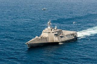 U.S. Navy Awards Vigor Drydocking Contract for Littoral Combat Ship, USS Coronado